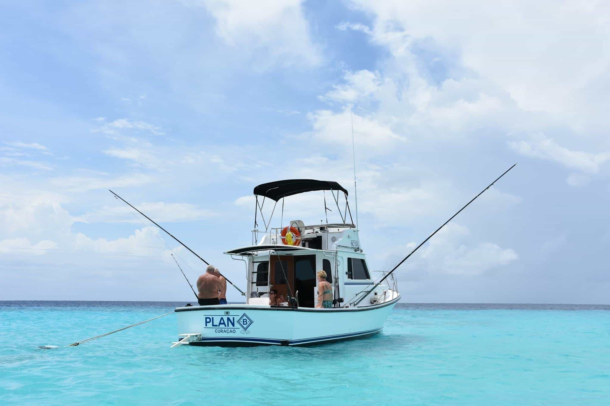 Open Fishing Curacao- Plan B