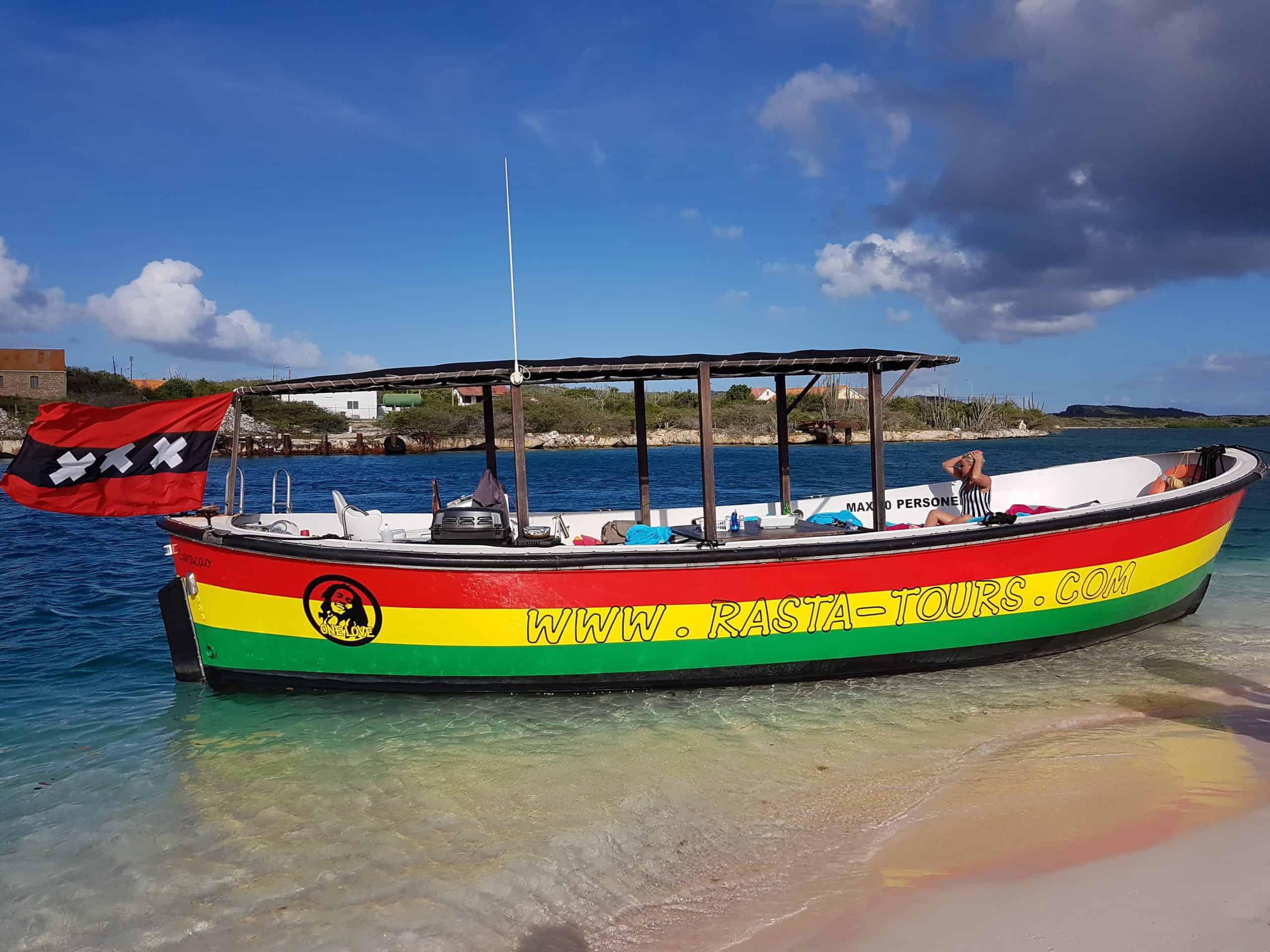 Boat Trip Spanish Waters - Di Luca - 1