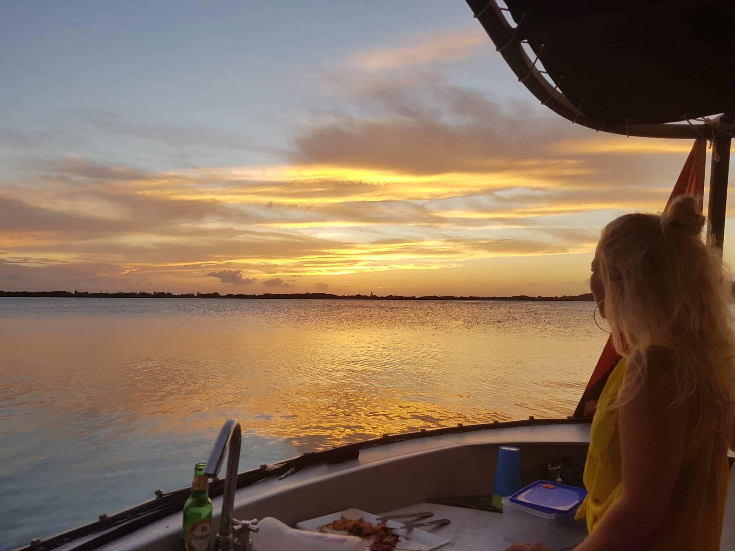 Boat Trip Spanish Waters - Di Luca Sunset - 3