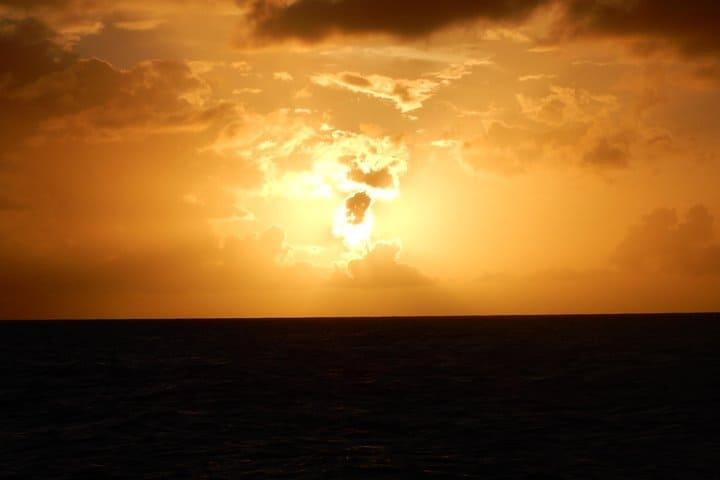 Sunset Catamaran Tour Curacao 2