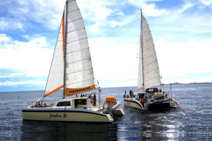 Sunset Catamaran Tour Curacao 4