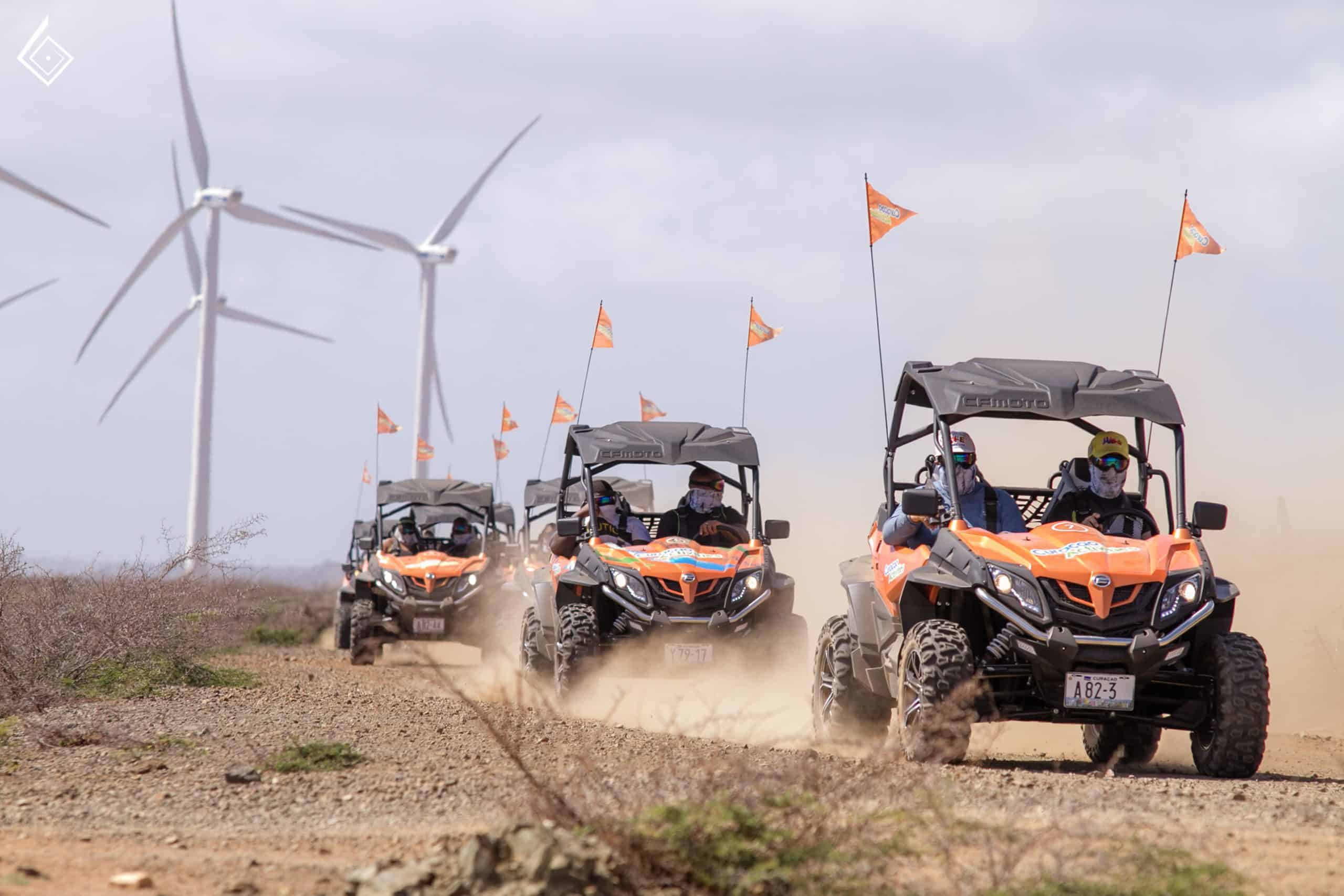 UTV Expeditions in Curacao 3