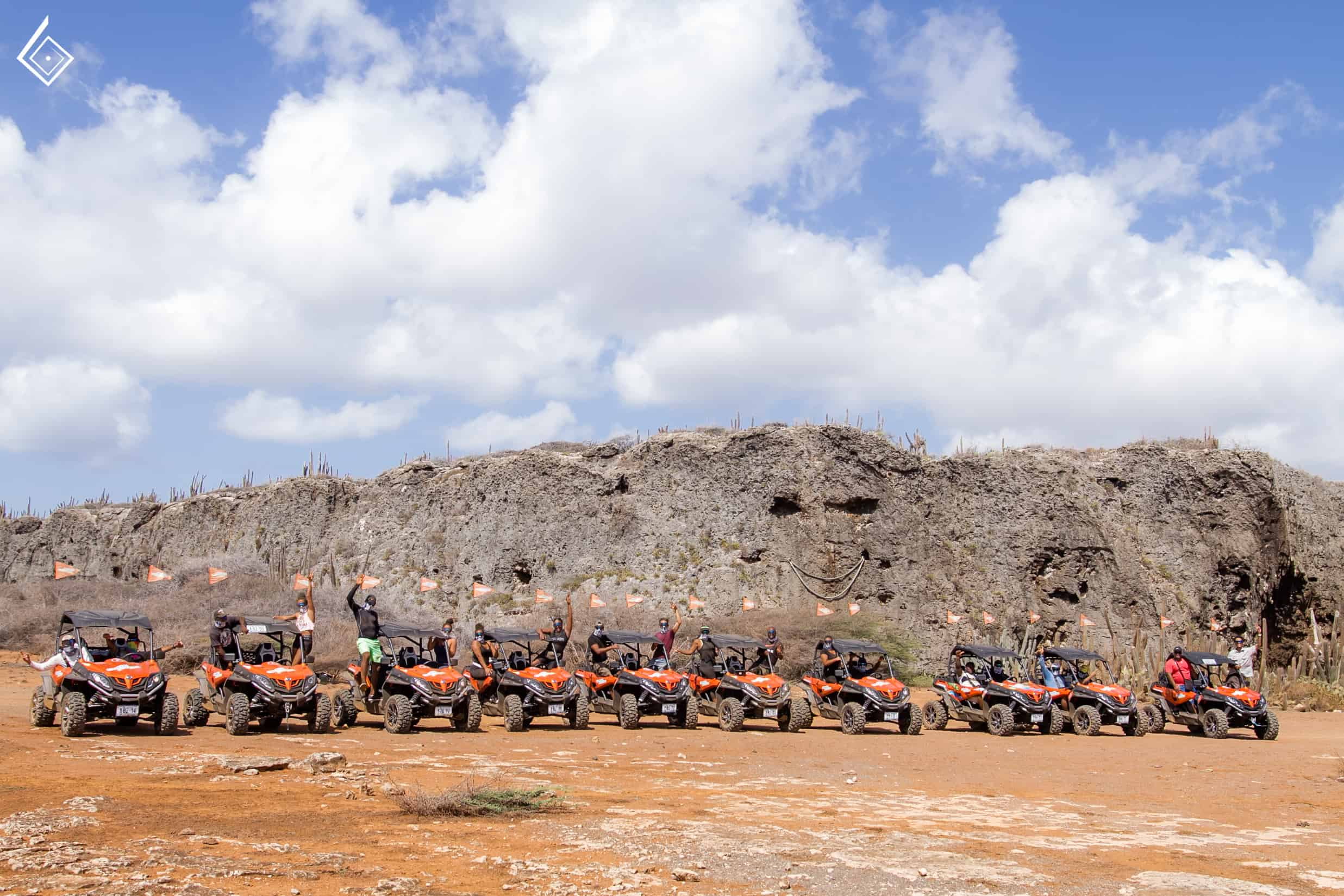 UTV Expeditions in Curacao 4