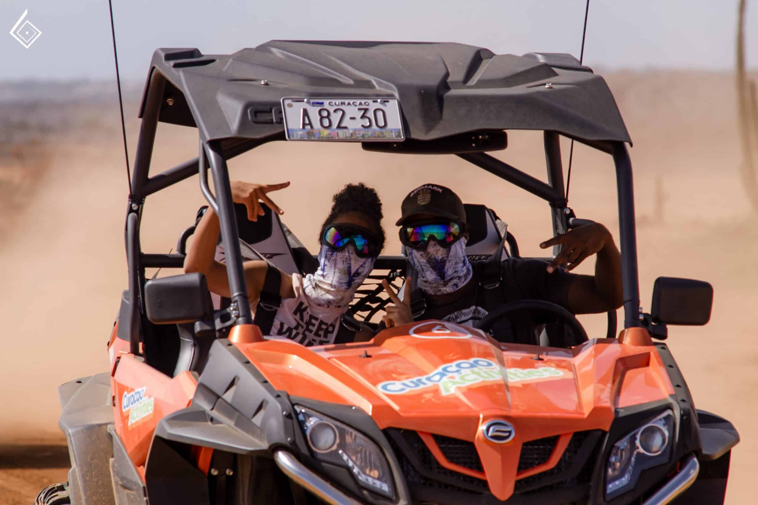UTV Expeditions in Curacao 5