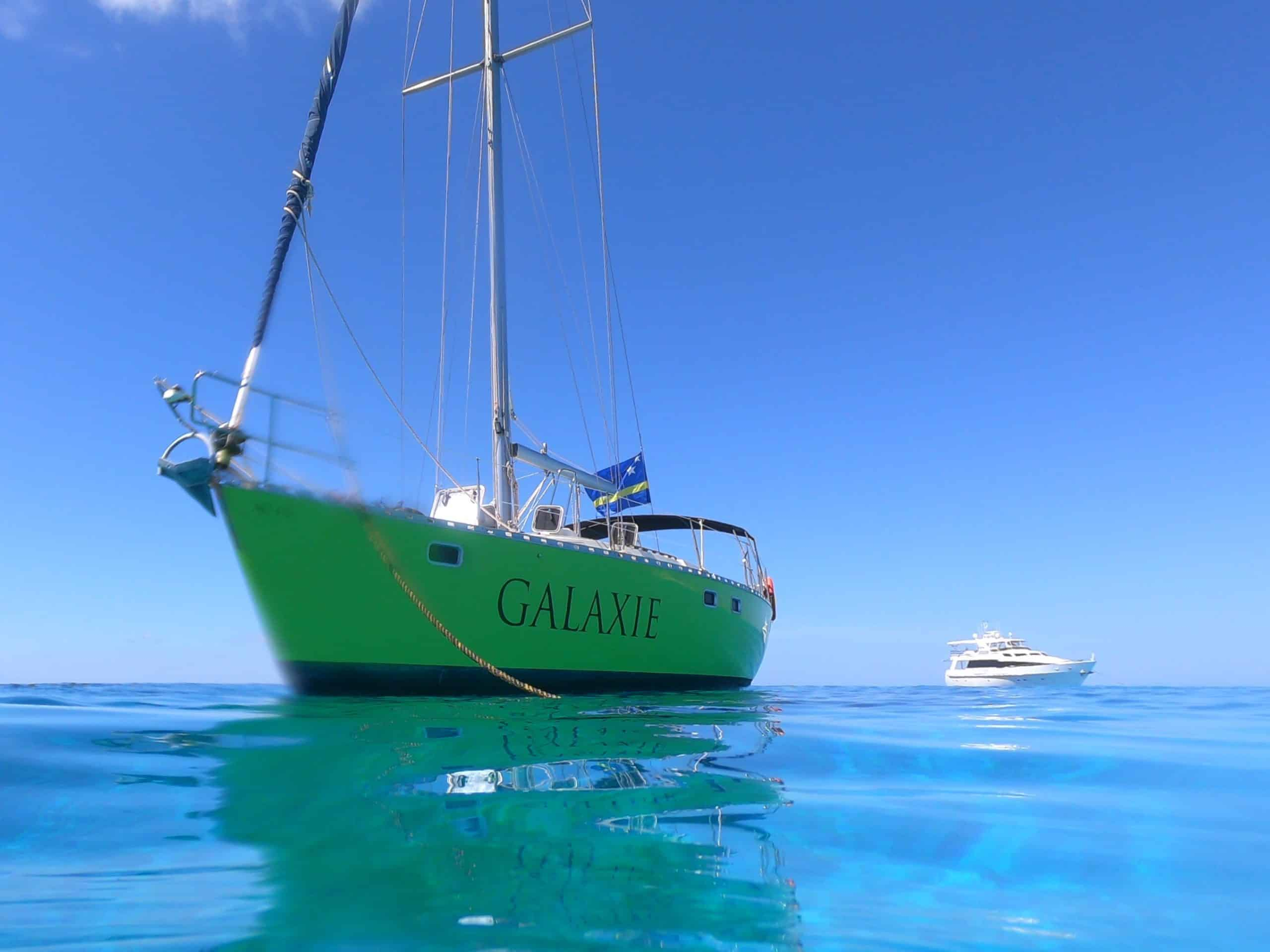 maxie sailing curacao private charter curacao welcome to paradise island
